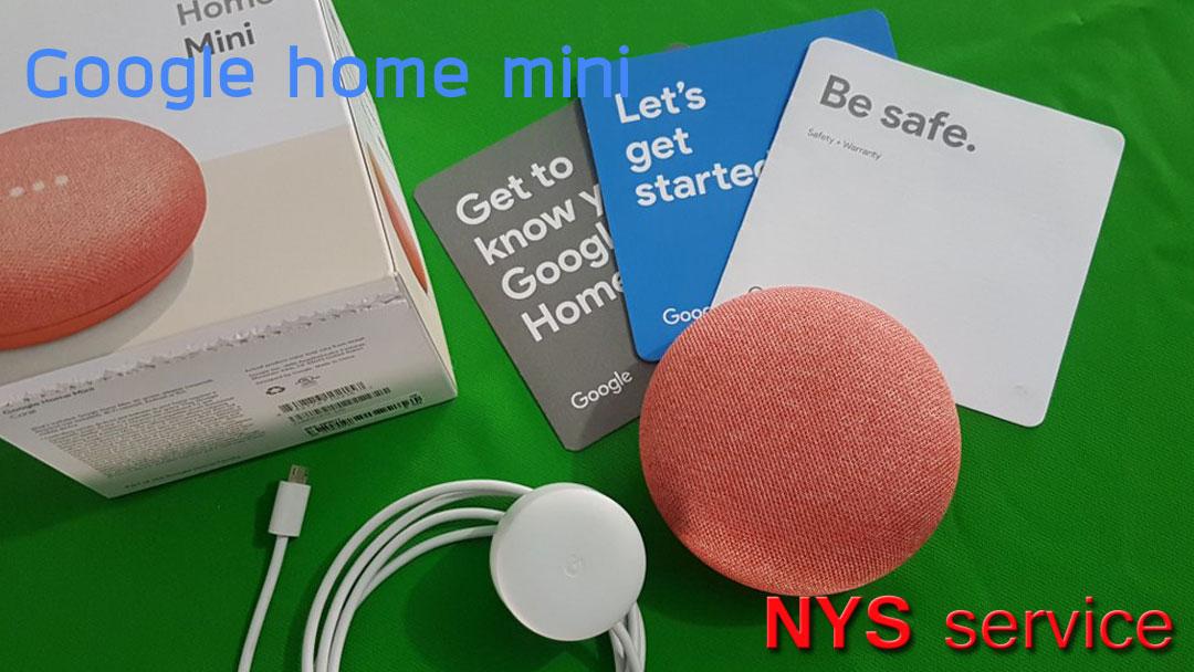 Google home mini #3