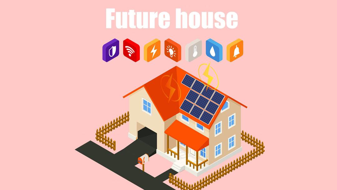 <strong>บ้านแห่งอนาคต</strong>ของแต่ละคนหน้าตายังไง #1
