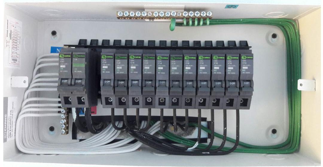 ระบบไฟฟ้าในบ้าน #11